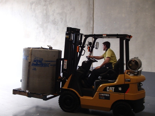 What To Do When Purchasing Forklift Truck Parts
