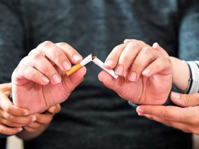 Quit Smoking and Improve Your Looks